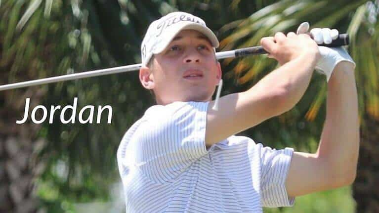Jordan Swinging Golf Club